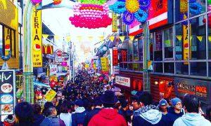 『旅行者はどこに?』海外観光客が本当に日本に来ているのか見てみた【原宿駅・竹下通り・原宿通り周辺】